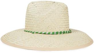 Rag & Bone Lifeguard Straw Sun Hat