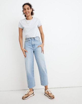 Madewell Balloon Jeans in Datewood Wash