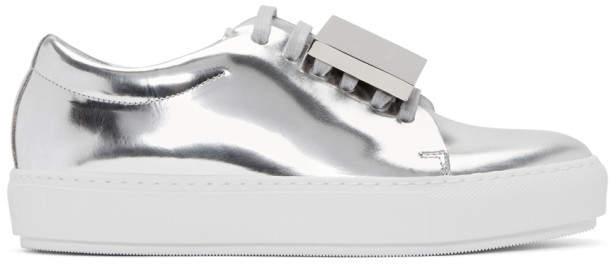 Acne Studios Silver Adriana Sneakers