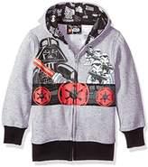 Star Wars Boys' Hooded Sweatshirt