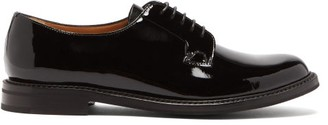 Church's Shannon 2 Lace-up Leather Derby Shoes - Black