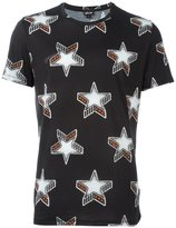 Just Cavalli star print T-shirt