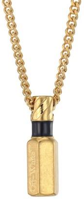 Off-White Hexnut Pendant Necklace