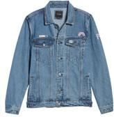Barney Cools Men's B. Rigid Denim Jacket