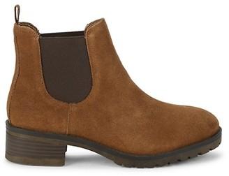 Kensie Kenza Suede Chelsea Boots