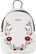 Aldo Triria embroidered floral backpack