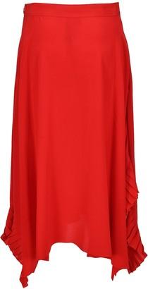 Stella McCartney Ashlyn Ruffled Maxi Skirt