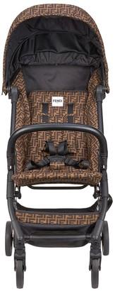 Fendi Kids Bunx FF-motif stroller