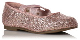 George Glitter Detail Shoes