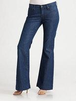 James Jeans James Jeans, Salon Z Humphrey High-Rise Flare Jeans