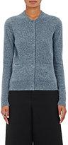 Barneys New York Women's Merino Wool-Blend Cardigan-BLUE