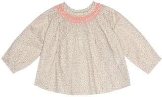 Bonpoint Baby Griotte cotton top