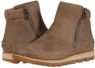 Sorel Harlow Zip (Khaki II) Women's Boots
