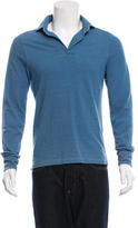 Michael Bastian Long Sleeve Polo Shirt