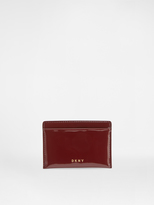 DKNY Patent Card Holder