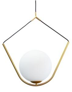 Dainolite 1 Light Incandescent Pendant