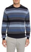 Paul & Shark Men's Stripe Wool Sweater
