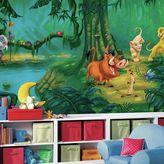 York Wall Coverings York wallcoverings Disney's The Lion King Removable Wallpaper Mural