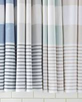 Serena & Lily Fouta Shower Curtain