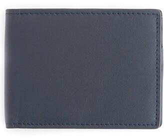 ROYCE New York ROYCE RFID Leather Bifold Wallet