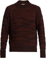 Bottega Veneta Dégradé wool-knit sweater