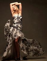 Nina Canacci - S9190 Dress in Gold/Leopard