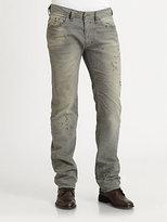 Diesel Safado Slim Straight-Leg Jeans