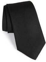 Nordstrom Men's Grenadine Textured Silk Tie