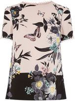 Oasis Tilda Placement t Shirt