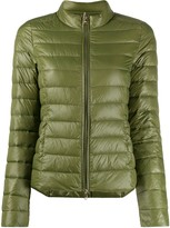 Patrizia Pepe quilted padded jacket
