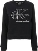 CK Calvin Klein printed sweatshirt
