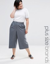 Junarose Plus Tailored Culottes
