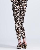 Stella McCartney Leopard-Print Jogging Pants