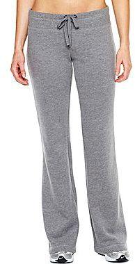 JCPenney XersionTM Loose Fit Fleece Pants
