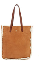 UGG Claire Genuine Sheepskin Tote