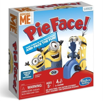 Hasbro Indigo Exclusive Minion Pie Face