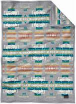 Pendleton Chief Joseph Children's Blanket - Grey