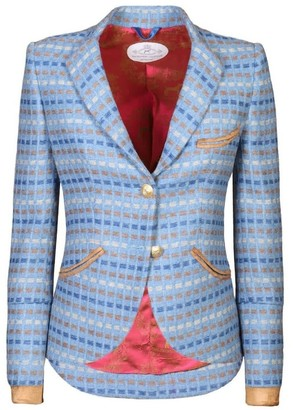 The Extreme Collection Light Blue Blazer Candida