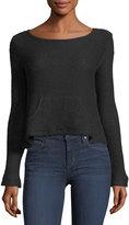 LAmade MJ Boat-Neck Sweater