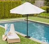 Pottery Barn Premium Sunbrella®; Round Umbrella - Solid