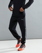 Puma Future Tech Fleece Pants In Black 59247801