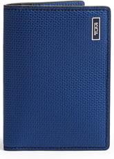Tumi Monaco Folding Leather Card Case
