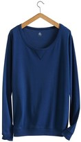 Petit Bateau Womens sweatshirt in new cotton