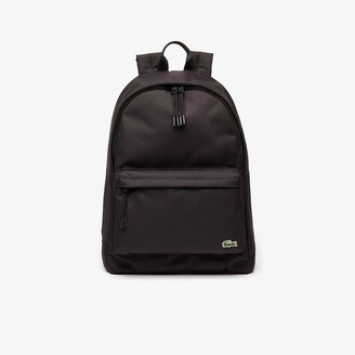 Lacoste Men's Neocroc Canvas Backpack