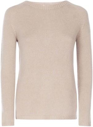 S Max Mara Giorgio Crewneck Knit Sweater