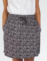 Fat Face Dana Tribal Stripe Mini Skirt