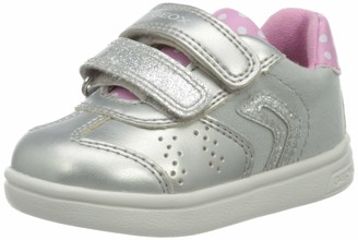 Geox Baby Girls B DJROCK Low-Top Sneakers