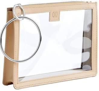 clear O Venture Wrist Bag