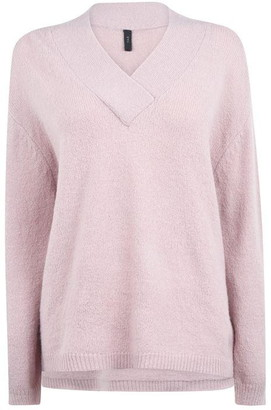 Y.A.S V Neck Jumper
