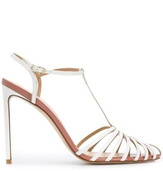 Francesco Russo T-bar sandals